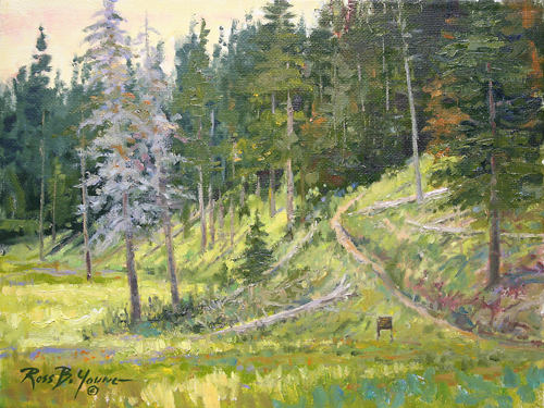 [ Landscape Oil Painting ]